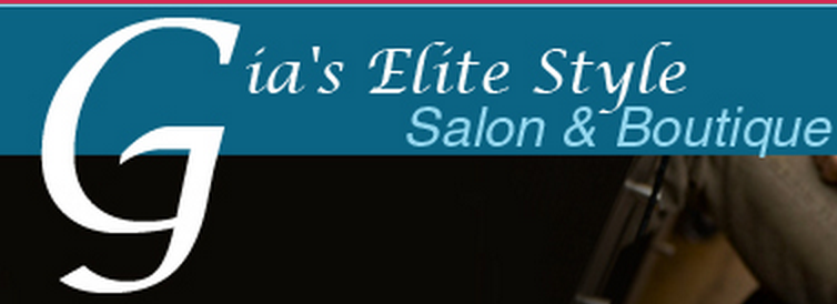 Gia's Elite Style Salon & Boutique Logo/Photo
