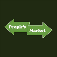 People's Market of Lansing Logo/Photo