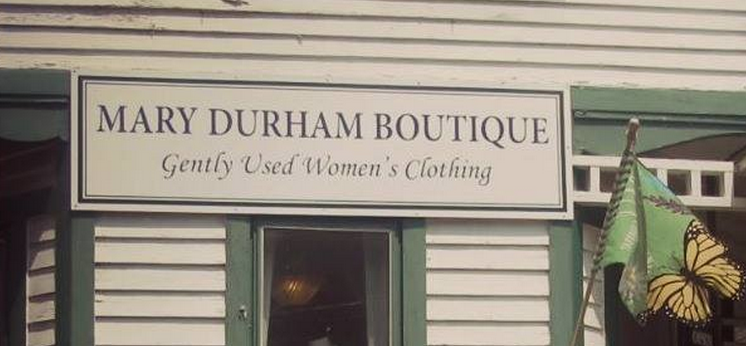 Mary Durham Boutique Logo/Photo