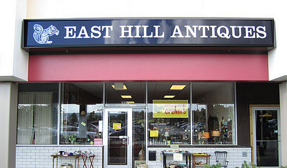 East Hill Antiques Logo/Photo